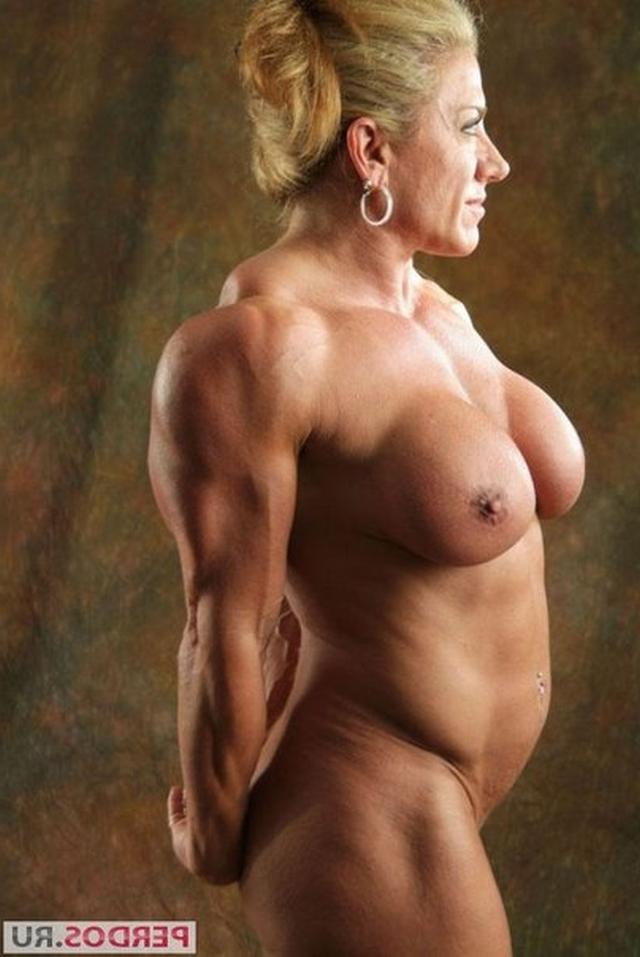 Подборка голых женщин бодибилдерш - секс порно фото